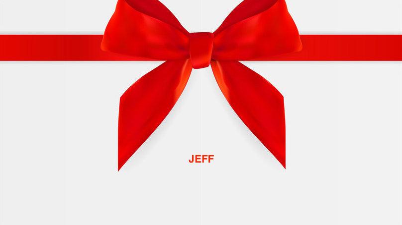 GIFT CARD - JEFF