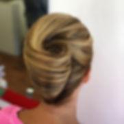 Updo _redsalonmiami _#fashion #updo #hairstyles #miami #stylistmiami