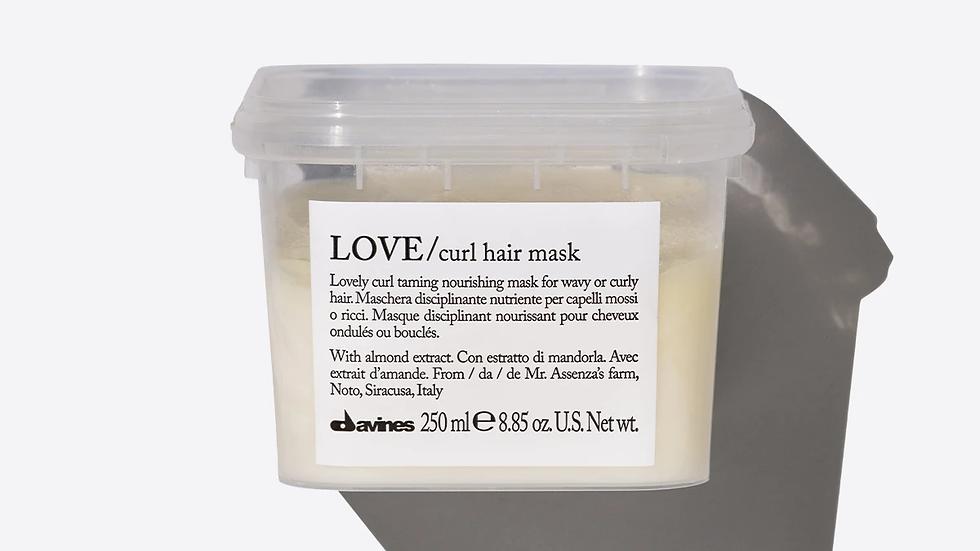 Love Curl Hair Mask