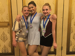 Competition Team represents at Las Vegas Nationals