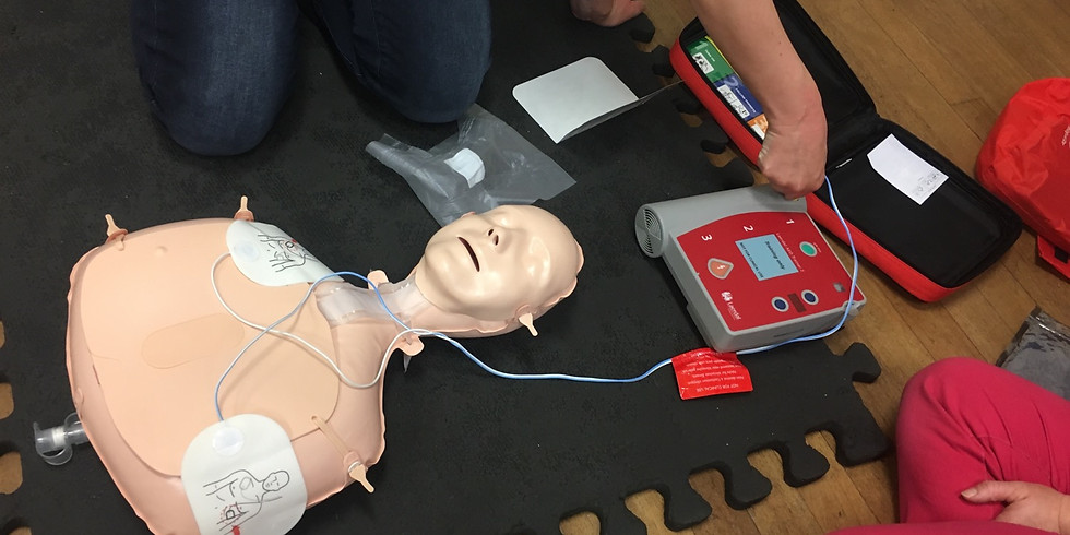 Emergency First Aid at Work - 13th February 2020