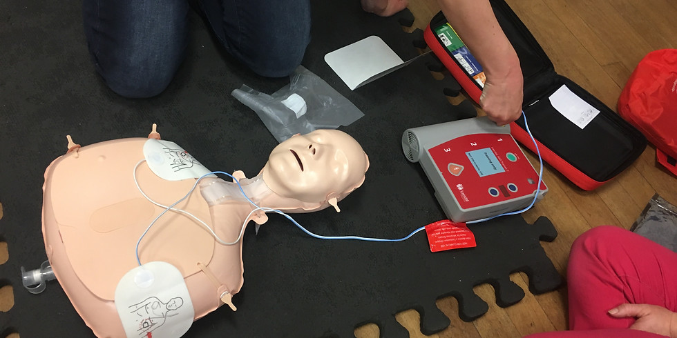 Level 3 Emergency First Aid At Work