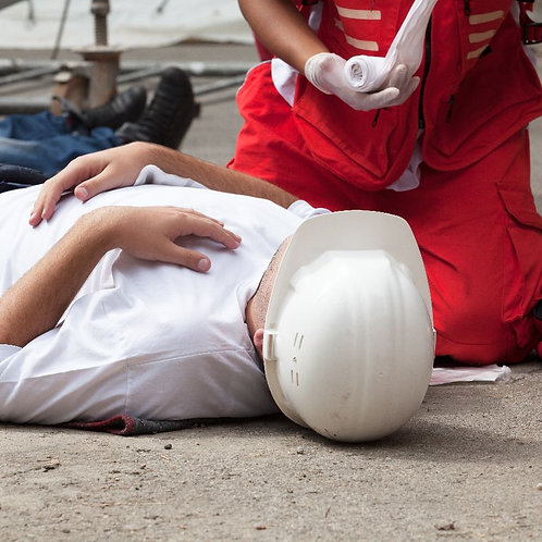 QA Level 3 Certificate in First Aid at Work (QCF)