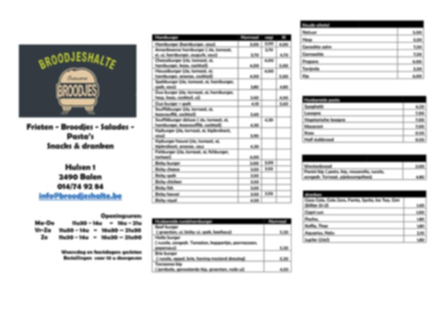 broodjeshaltje- frituur prijslijst 3-1.j