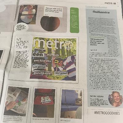 Lezerscolumn Metro Nieuws