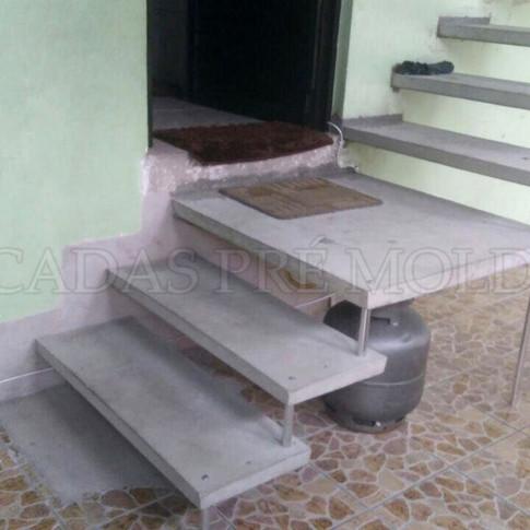 Escada Reta/L