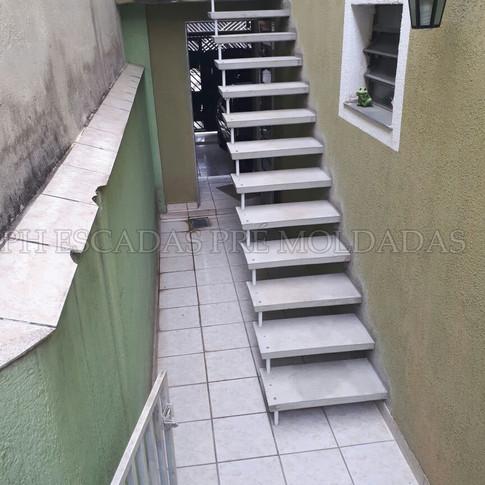 Escada Reta