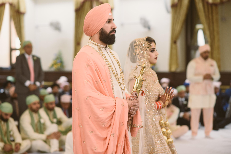 Rajbir and Sukhina