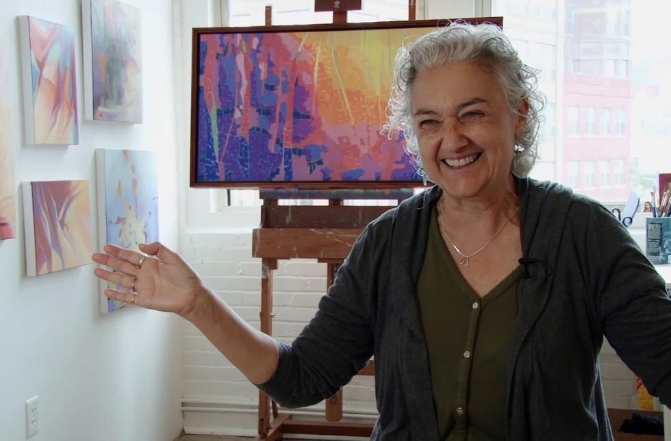 Marcia R Wise Fine Art