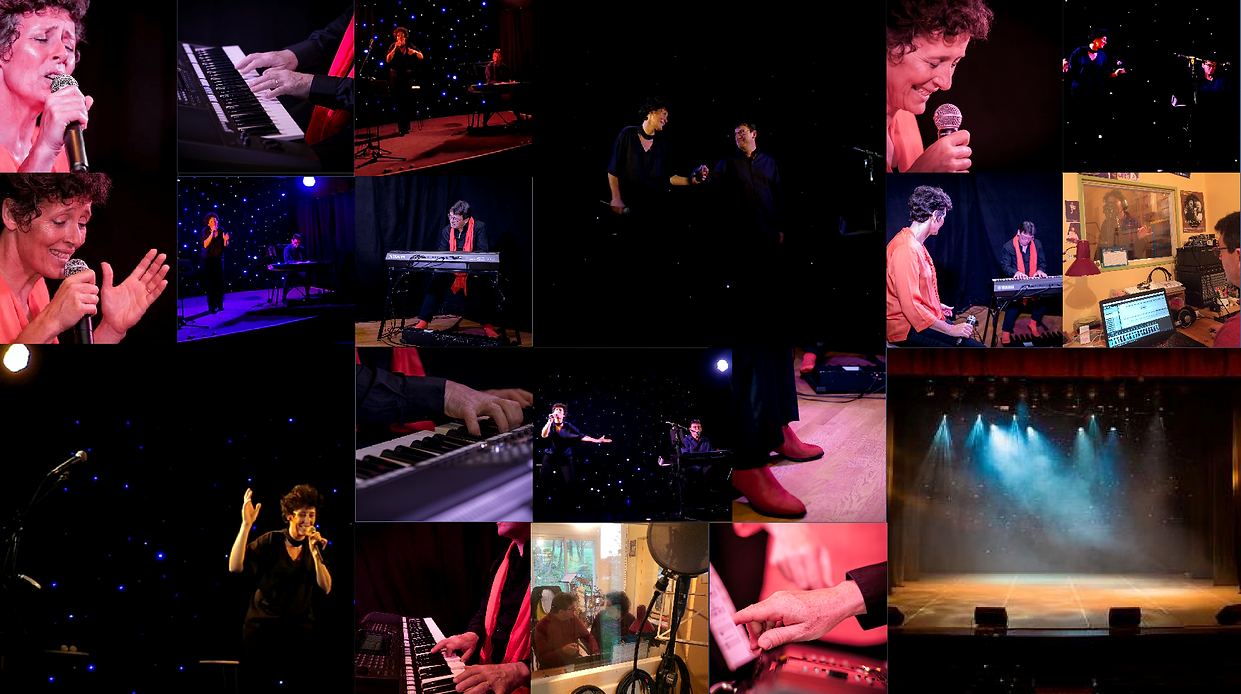Images concerts Enell & Pascal