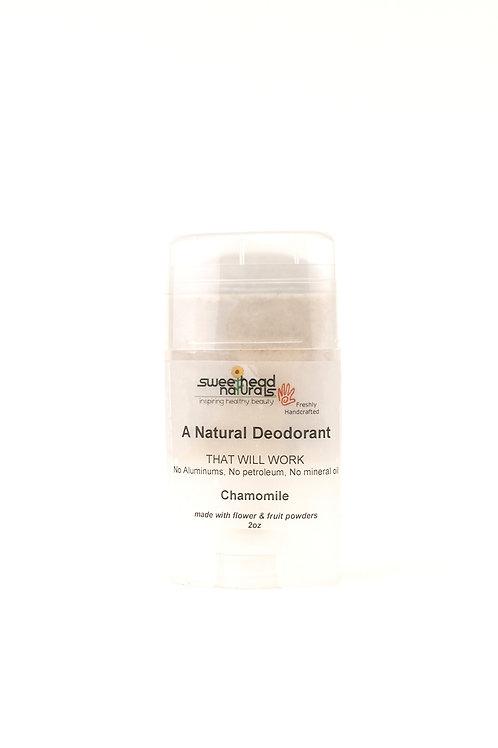 A Natural Deodorant