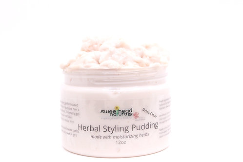 Herbal Styling Pudding