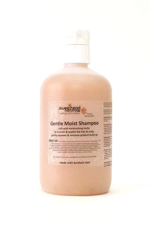 Gentle Moist Shampoo