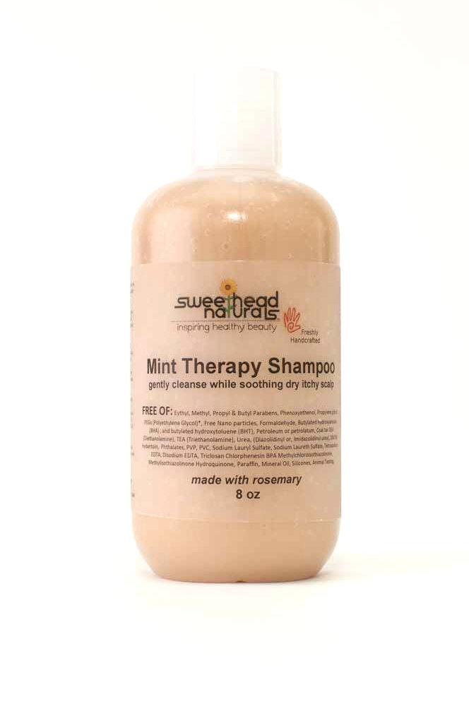 Mint Therapy Shampoo