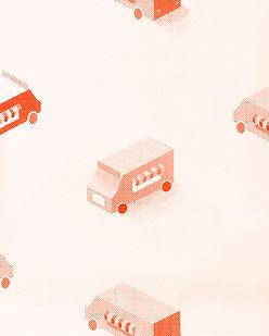 Illustrated Food Tucks