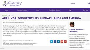 Oncofertilidade no Brasil e na América Latina