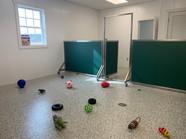 Indoor Daycare Room