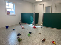 Indoor Daycare Room