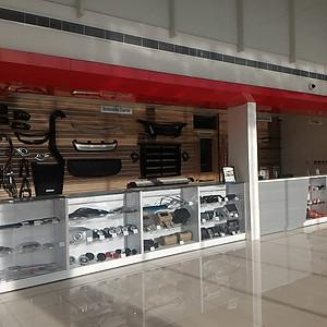 Toyota Bacoor Showroom