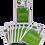 Thumbnail: KIT 10 Mascarillas TEATREE Con aceite de arbol de té alivia la piel irritada, hi