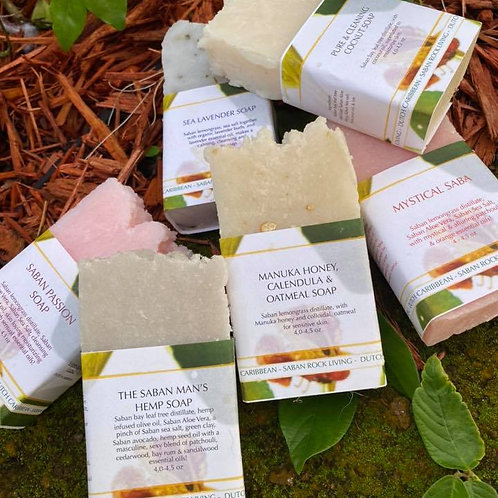 SOAP BARS 4.5-5 oz