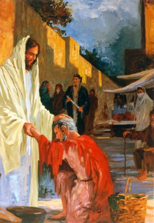 Christ's Healing Touch