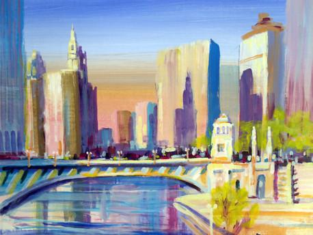 Chicago River mural.JPG