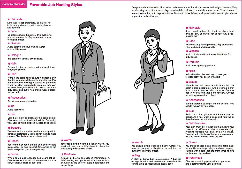 Favorable Job Hunting Styles in Japan_image02