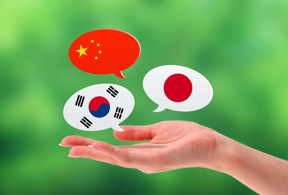 translation in japan