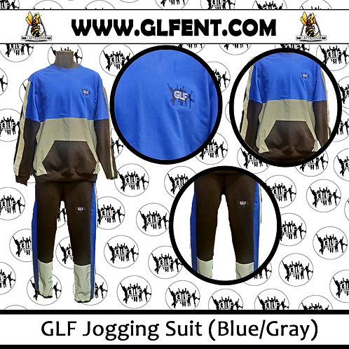 GLF Jogging Suit (Blue/Gray)