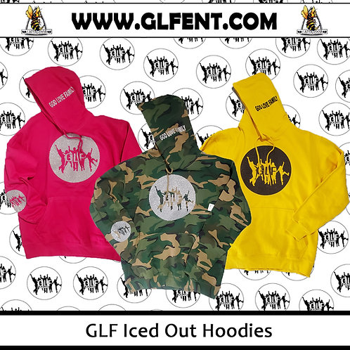 GLF Iced Out Hoodies