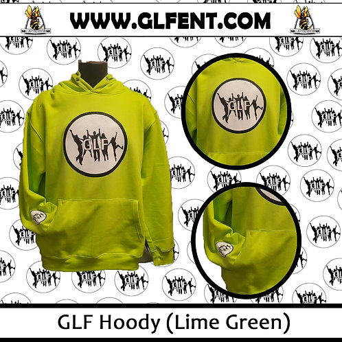 GLF Hoody (Lime Green)