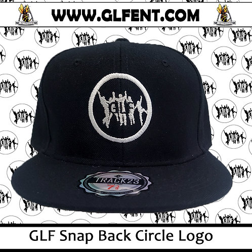 GLF Hats Embroidered Snapback (Circle Logo)