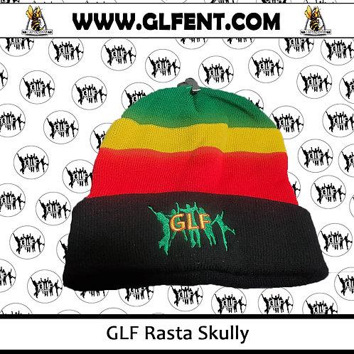 GLF Rasta Skully