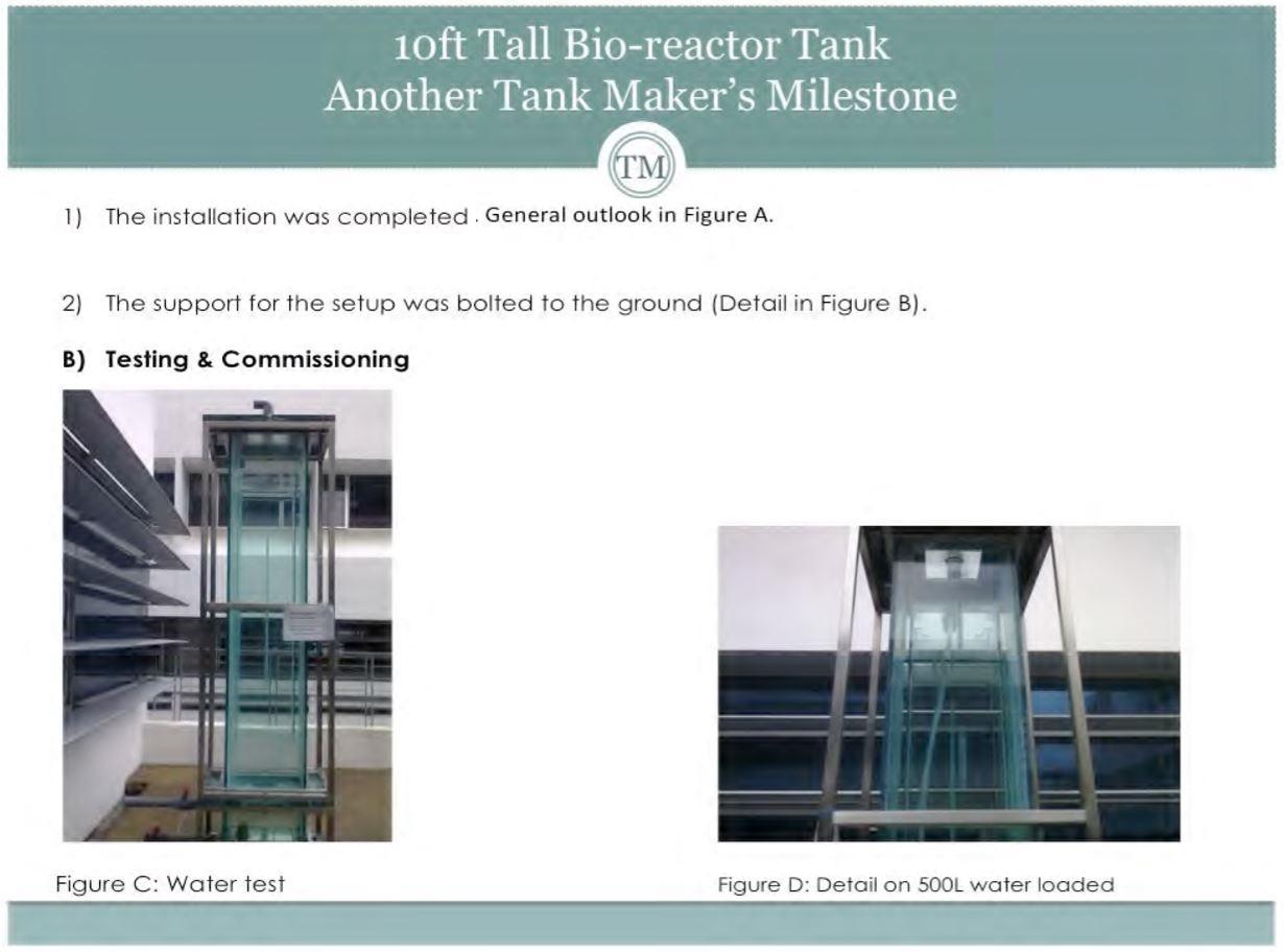 Portfolio Bio-reactor 7