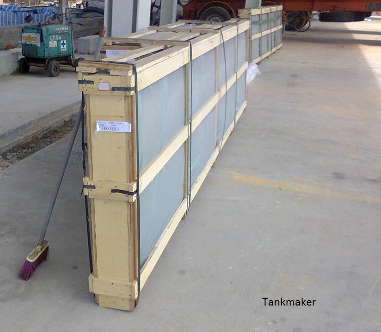 12 ton 6 raw glass side