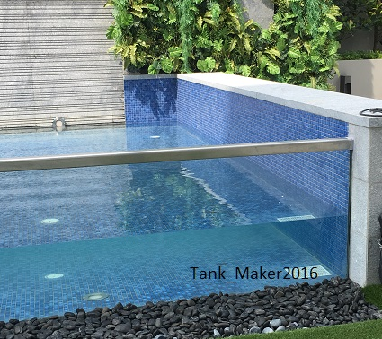 5m Glass_Pool side view