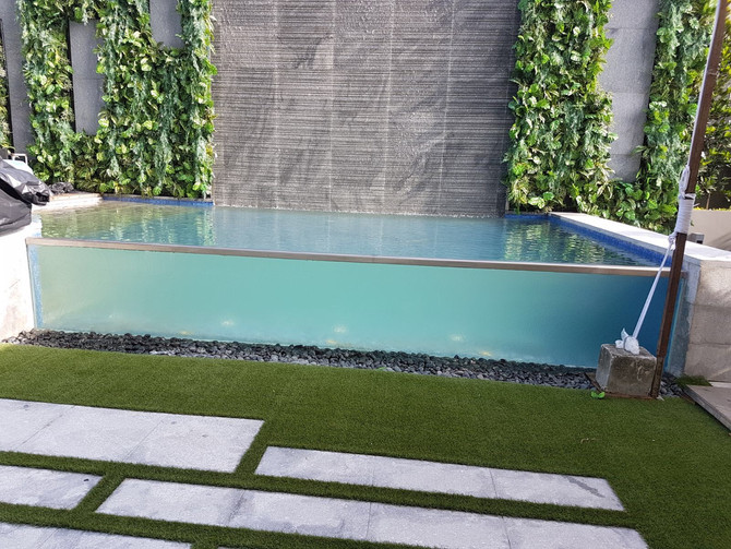 Baptism Pool in SG
