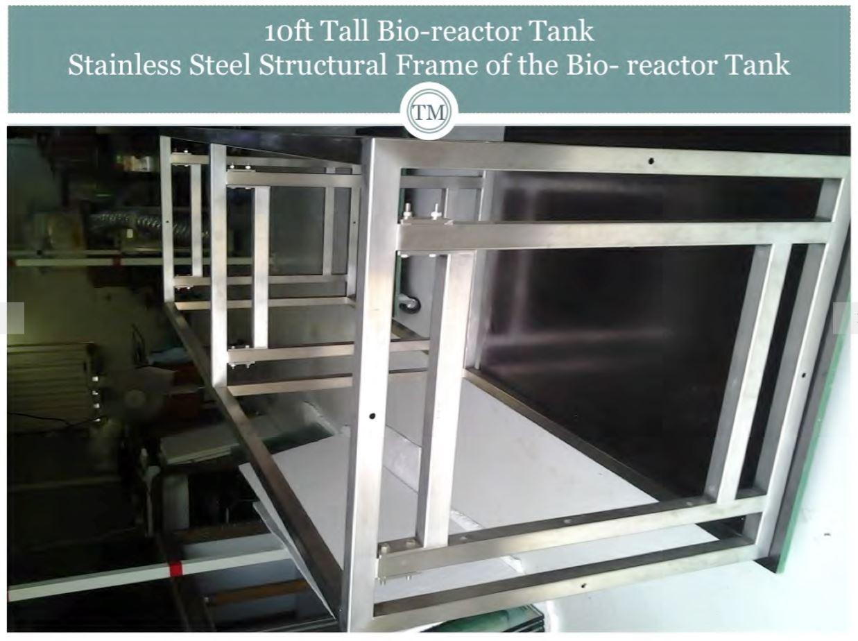 Portfolio Bio-reactor 5