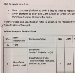 12 Ton 1 c design proposal
