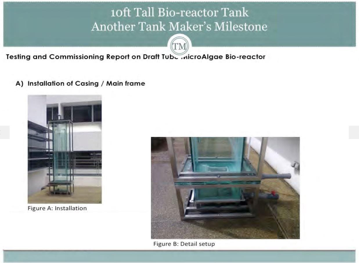 Portfolio Bio-reactor 6