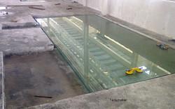 12 ton base construction