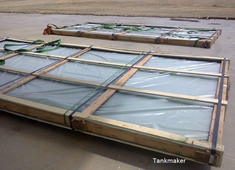 12 ton 5 Raw Glass base