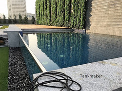 5m pool perspective view