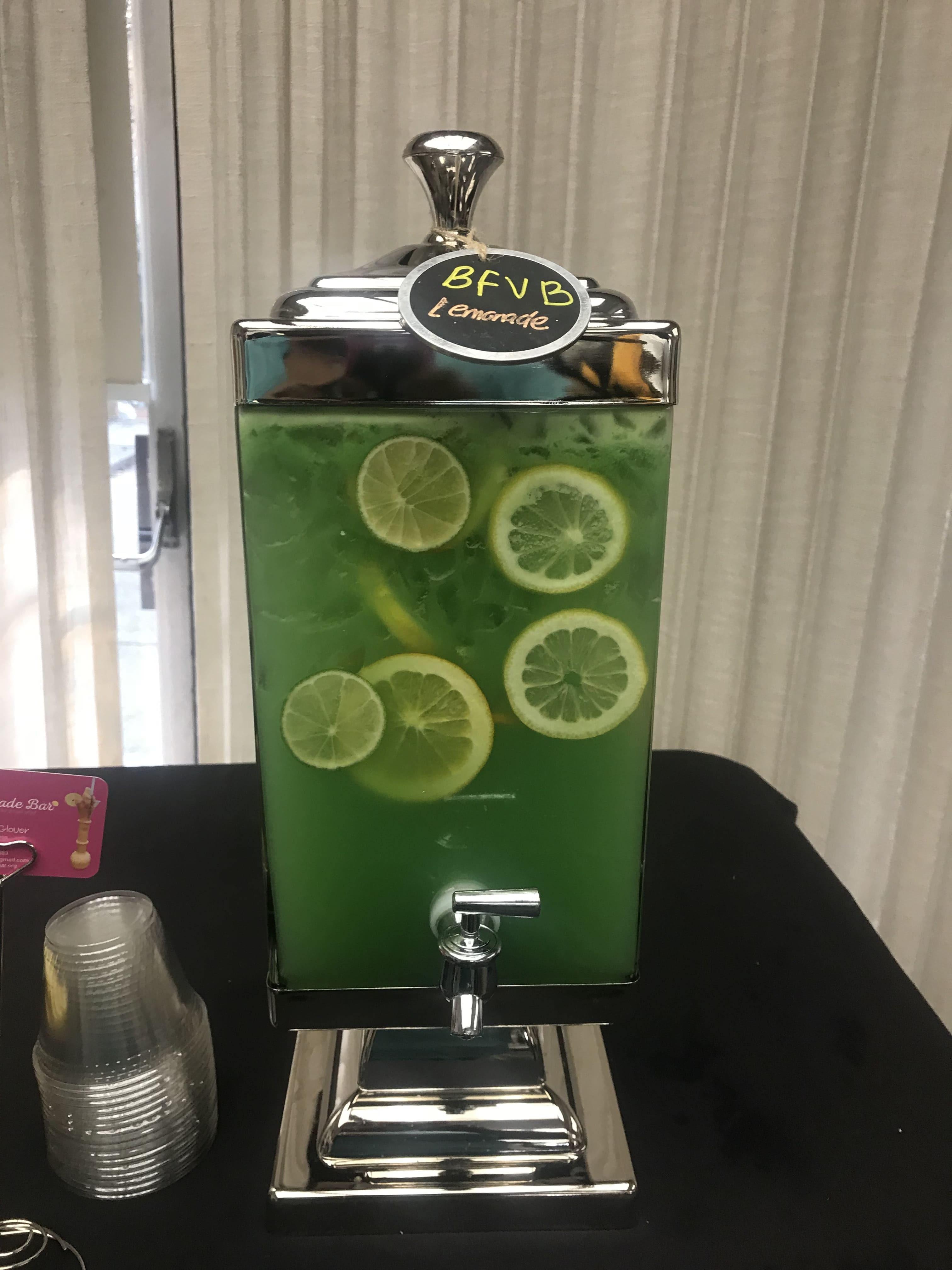 Lisbon Lemonade Package
