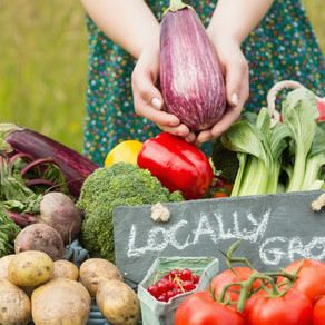 Better Than Organic? 10 Great Reasons to Go Local!