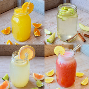 4 Easy Homemade Electrolyte Drinks (No Food Dyes or Plastic!)