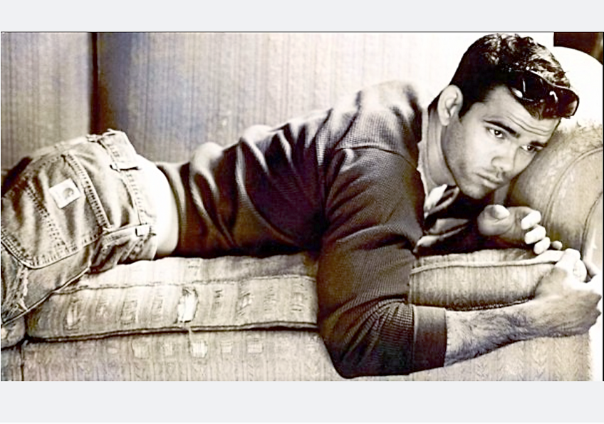 Art Supawatt Purdy (ศุภวัฒน์ อ่ำประสิทธิ์) photographed by Dadvid Rogers (Grandma's Couch)