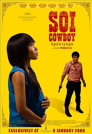 Soi Cowboy (Film) Poster