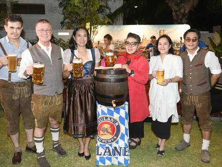มันส์กันสุดๆกับพิธีกรมากฝีมือ อาร์ท ศุภวัฒน์ ในงาน Oktoberfest 2018 ที่ Paulaner Garden, Srinakarin